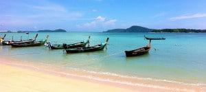 Accommodation at Rawai beach
