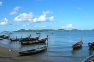 Phuket Chalong Beach