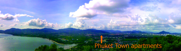 Apartments in Phuket Town