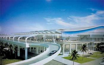 international terminal at Phuket Airport
