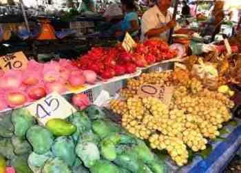 Thailand Phuket market