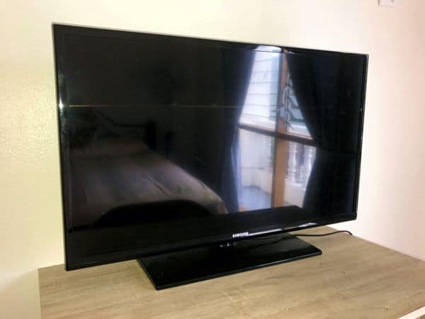 TV in Rawai accommodation