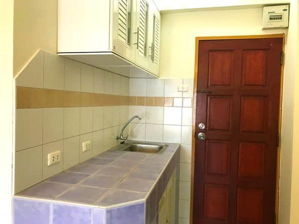 kitchen in Rawai apartment