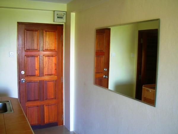 Rawai apartments hallway