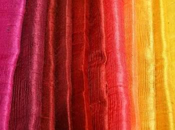 Phuket Thai silk shopping